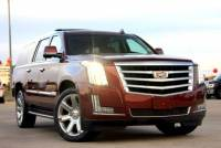 Used 2016 Cadillac Escalade ESV AWD LUXURY EDITION DVDS CAPT 2ND ROW LEATHER NAV in Ardmore, OK