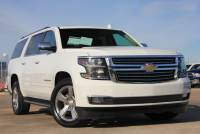 Used 2017 Chevrolet Suburban 4X4 ONE OWNER LOW MILES PREMIER PACKAGE in Ardmore, OK