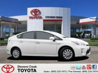 Certified Pre-Owned 2015 Toyota Prius Plug-in STD FWD Hatchback