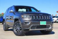 Used 2017 Jeep Grand Cherokee 4x4 LIMITED LUXURY EQUIPPED FACTORY WARRANTY in Ardmore, OK