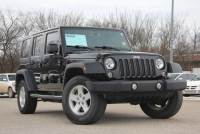 Used 2015 Jeep Wrangler Unlimited LOW MILES 4X4 ONE OWNER PRISTINE SHAPE in Ardmore, OK