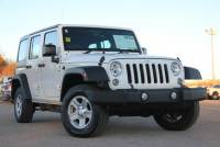 Used 2014 Jeep Wrangler Unlimited RHD LOW MILES ONE OWNER in Ardmore, OK