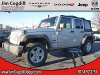 2010 Jeep Wrangler Unlimited Sport SUV in Knoxville