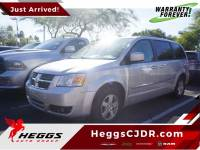 PRE-OWNED 2009 DODGE GRAND CARAVAN SXT FWD 4D PASSENGER VAN