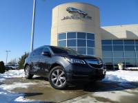 Pre-Owned 2016 Acura MDX w/Advance With Navigation & AWD
