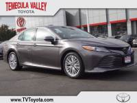 2018 Toyota Camry XLE V6 Sedan Front-wheel Drive in Temecula