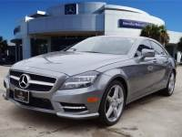 Certified Pre-Owned 2014 Mercedes-Benz CLS 550 Rear Wheel Drive Coupe