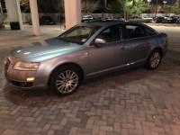 Pre-Owned 2007 Audi A6 3.2L AWD