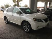Pre-Owned 2012 Lexus RX 350 Front Wheel Drive SUV