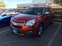 Used 2014 Chevrolet Equinox LTZ SUV For Sale in Surprise Arizona