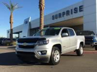 Used 2016 Chevrolet Colorado LT Truck Crew Cab For Sale in Surprise Arizona