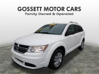 Certified Pre-Owned 2017 Dodge Journey SE SE SUV in Memphis