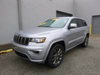 Certified Pre-Owned 2017 Jeep Grand Cherokee Limited 75th Anniversary 4x4 Limited 75th Anniversary SUV in Memphis