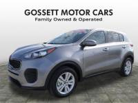 Certified Pre-Owned 2018 Kia Sportage LX SUV in Memphis