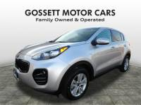 Certified Pre-Owned 2017 Kia Sportage LX SUV in Memphis