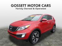Certified Pre-Owned 2013 Kia Sportage SX SUV in Memphis