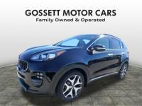 Used 2018 Kia Sportage SX Turbo SUV in Memphis, TN