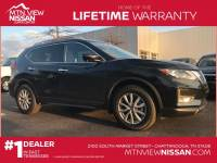 2017 Nissan Rogue SV SUV Front-wheel Drive in Chattanooga, TN