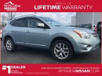 2013 Nissan Rogue SV w/SL Pkg SUV Front-wheel Drive in Chattanooga, TN