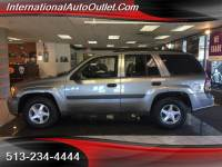 2006 Chevrolet Trailblazer LS 4dr SUV for sale in Hamilton OH