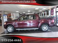 2007 Ford Explorer Sport Trac Limited 4WD for sale in Hamilton OH