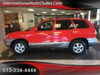 2003 Hyundai Santa Fe GLS for sale in Hamilton OH