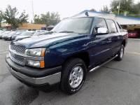 2006 Chevrolet Avalanche LS 1500 LS 1500 4dr Crew Cab