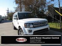 Used 2014 Land Rover LR4 LUX in Houston, TX