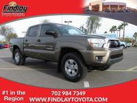Certified Pre-Owned 2013 Toyota Tacoma STD RWD Crew Cab Pickup