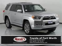 2013 Toyota 4Runner Limited 4WD 4dr V6 Natl SUV in Fort Worth