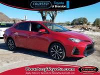 Certified 2017 Toyota Corolla SE Sedan near Tampa FL