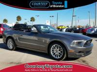 Pre-Owned 2014 Ford Mustang Convertible near Tampa FL