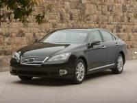 L/Certified 2012 Lexus ES 350 4dr Sdn