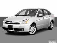 Used 2010 Ford Focus SEL Sedan for Sale in Wexford,PA