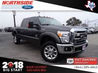 Pre-Owned 2016 Ford Super Duty F-250 SRW Lariat 4WD