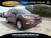 Pre-Owned 2015 Honda CR-V EX-L SUV in Jacksonville FL