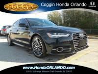 Pre-Owned 2016 Audi A6 3.0T Sedan in Jacksonville FL