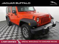 Used 2014 Jeep Wrangler Unlimited Rubicon SUV in Getzville, NY