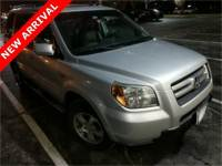 2006 Honda Pilot EX-L Auto AWD Leather Moonroof Alloys SUV 4WD