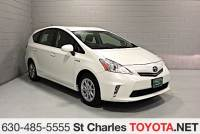 Certified Pre-Owned 2014 Toyota Prius V STD FWD Hatchback
