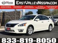 Certified 2015 Nissan Altima 2.5 4dr Car in Mesa