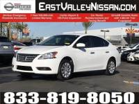Certified 2015 Nissan Sentra S 4dr Car in Mesa