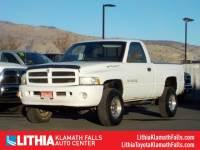 Used 1999 Dodge Ram 1500 Truck Regular Cab 4x4 in Klamath Falls