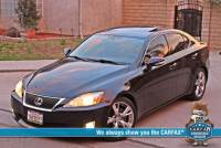 2009 Lexus IS 250 FULLY LOADED NAVIGATION AUTOMATIC 88K MLS 1-OWNER A/C SERIVCE RECORDS