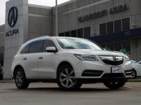 2016 Acura MDX MDX with Advance and Entertainment Packages