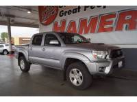 Pre-Owned 2014 Toyota Tacoma PreRunner RWD 4D Double Cab