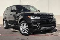 Certified Pre-Owned 2015 Land Rover Range Rover Sport SE Four Wheel Drive Sport Utility