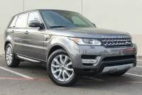 Certified Pre-Owned 2015 Land Rover Range Rover Sport HSE Four Wheel Drive SUV