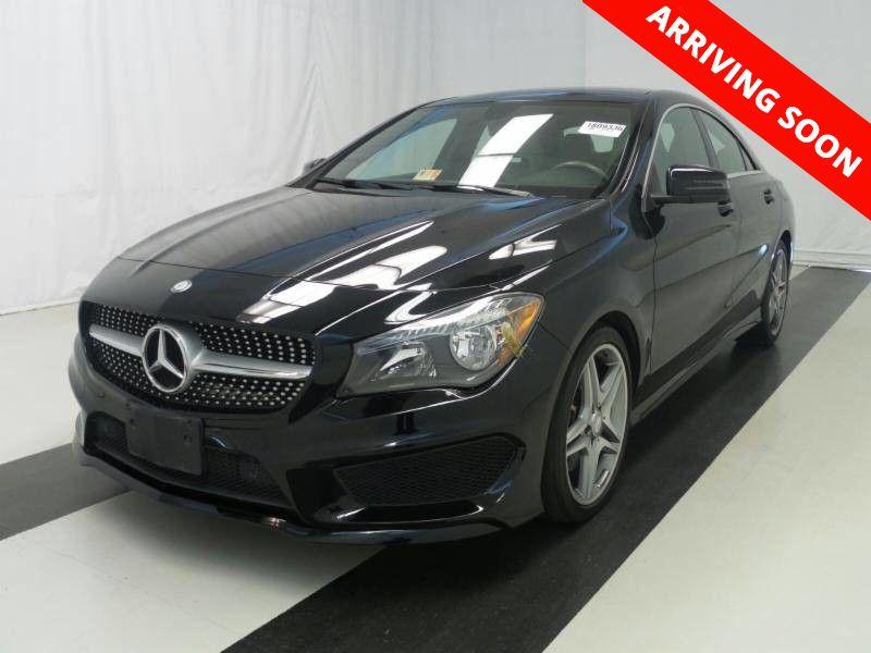 2014 Mercedes-Benz CLA-Class CLA 250 $9K OPTIONS, MULTIMEDIA PKG, AMG WHEELS, PANO