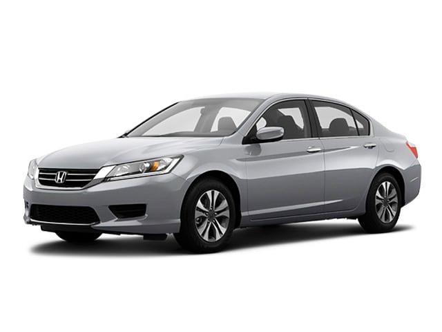 Certified Pre-Owned 2015 Honda Accord Sedan LX in Houston, TX